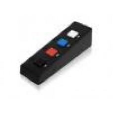 ADDER RC4-8P8C 4 Button Remote Control Unit for AV4PRO & CCS4USB