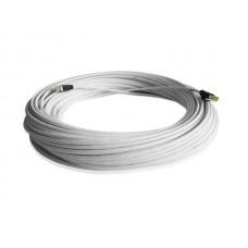 ADDER VSCAT7-10 2 x RJ45 Daetwyler (7702 Flex Assembly) 10 Metre Patchcord CAT7 Cable