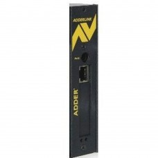 ADDER X-RMK-Blank1 ADDER X Series 1 Module Width Blanking Plate