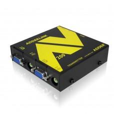 ADDERLink AV102T ALAV102T AV VGA Digital Signage 2 Way Transmitter Unit with RS232 & USB Power