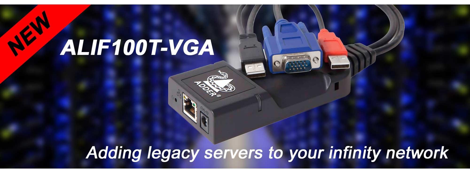 INFINITY ALIF100T-VGA