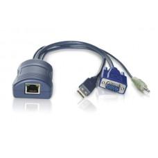 ADDER CATx USB CAM Computer Access Module CATX-USBA RJ45 Socket - USB & VGA & Audio (Out)