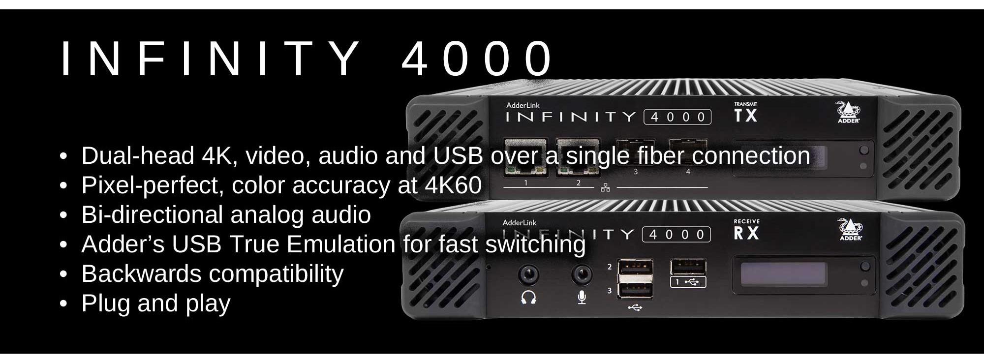 INFINITY 4000