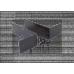 """ADDER RMK4S 1U Single ADDERLink 199mm wide Product 19"""" Rack Mount Kit"""