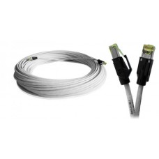 ADDER VSCAT7-10 2 x RJ45 Daetwyler (7702 Flex Assembly) 10 Metre Patchcord CAT7 Cable