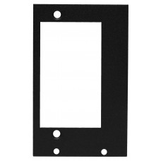 ADDER X-RMK-FACIA-DUAL Universal Rack Mount Plate For Dual Access X Series Extenders