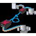 ADDERLink X50 USB & VGA KVMA 50M Extender with Transparent USB over Single CATx Cable