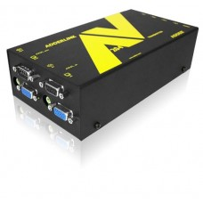 ADDERLink AV204T ALAV204T AV & R232 VGA Digital Signage 4-Way Transmitter Unit over Single CATx - WHILST STOCKS LAST