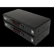 ADDERView 4 PRO DVI USB 4 Port & Audio KVM Switch with USB True Emulation Technology