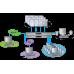 ADDERView CATxIP 4000 AVX4016IP Multi-Platform KVMA Switch - 4 Local (1 IP) Users 16 Computers