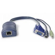 ADDER CATx SUN CAM Computer Access Module CATX-SUNA RJ45 Socket - Sun 8 Pin, VGA & Audio (out)