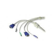 ADDER CCSUN 5 Metre Sun 8 Pin & VGA/PS2 & VGA KVM Interface Cable
